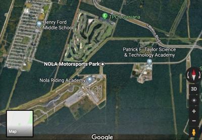 Youth sports complex envisioned near Westwego