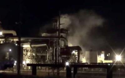 Jurors watch videos of gas leaks at Burnside acid plant in whistleblower lawsuit against Dupont _lowres