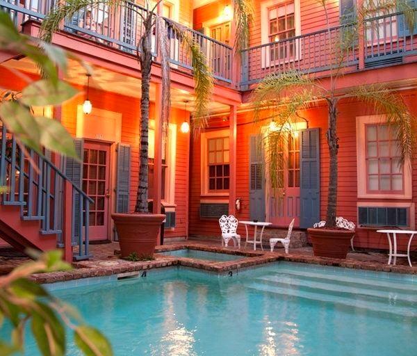 Robert Thompson buys The Frenchmen Hotel on Frenchmen Street