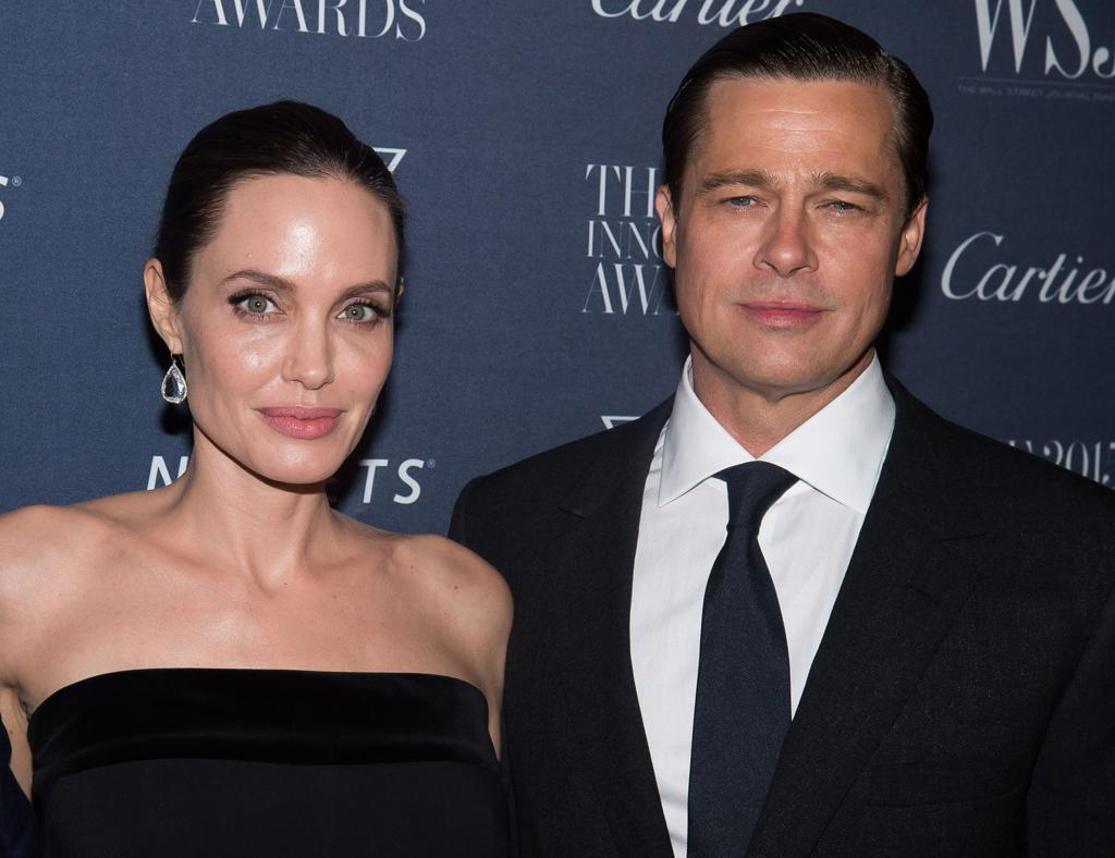 Brad Pitt, Angelina Jolie's New Orleans mansion in French
