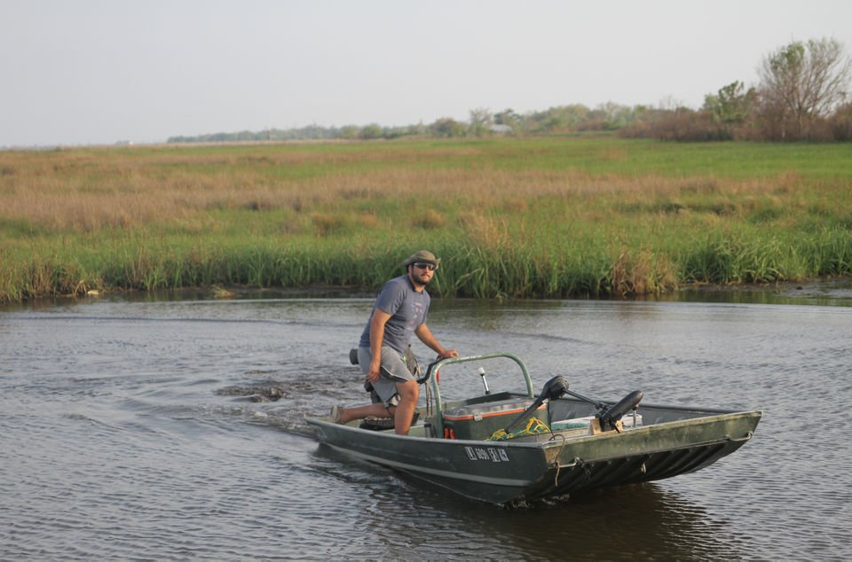 Louisiana tribes say federal recognition will help to face threat of climate change