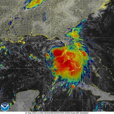 Tropical Storm Sally