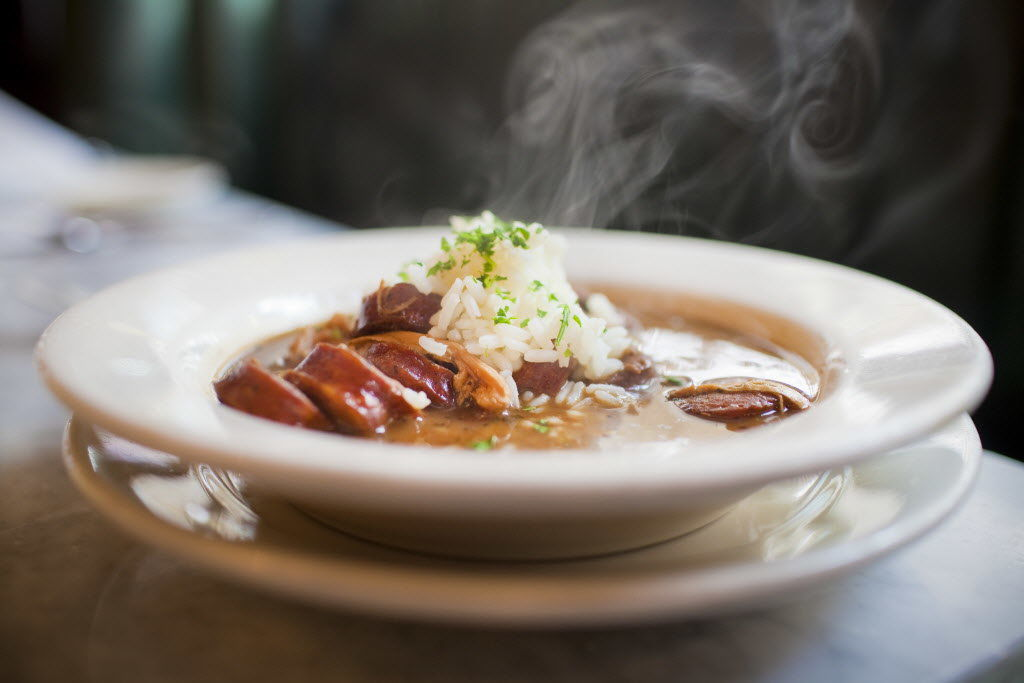 National Gumbo Day? Can you even get good gumbo outside the South?
