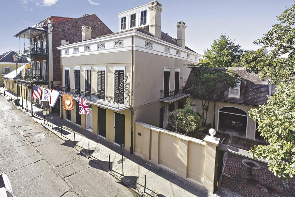 620 Ursulines in the French Quarter