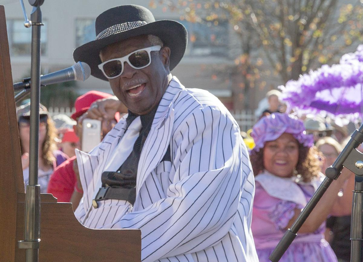 You're invited to Al 'Carnival Time' Johnson's 80th birthday party, Thursday
