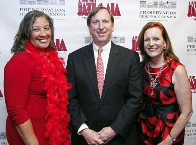 Nell Nolan: Ladies in Red, Tulane Shakespeare reception, Fine Arts Club luncheon _lowres