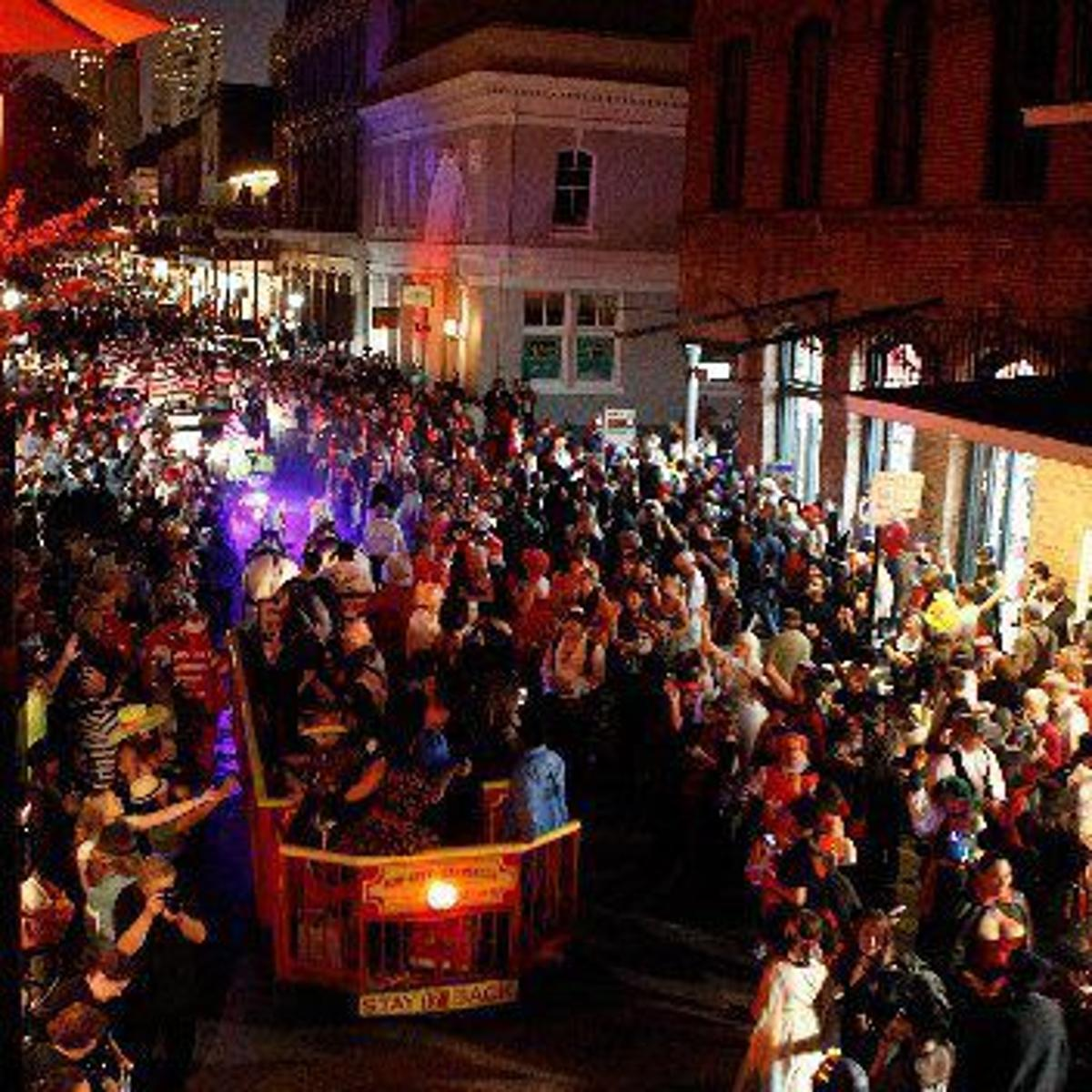 Halloween In New Orleans Events 2020 Things to do around New Orleans: Monaghan's Halloween parade