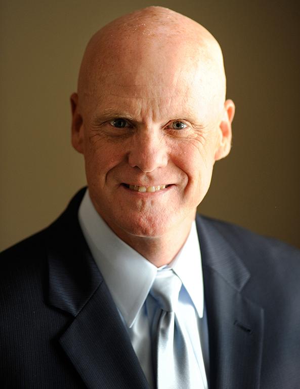 Portrait of Dan Shea