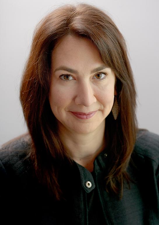 Portrait of Martha Carr