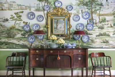 Of Home and Hearth: A Look Inside Ware Porter's Garden District Abode