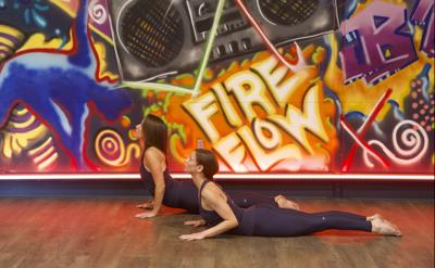 Fire Flow Studio Promises a Challenging and Uplifting Yoga Experience