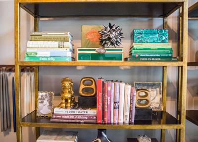 How to Decorate Your Bookshelf (With More Than Just Books)