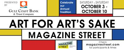 Support Local During this Year's Art for Arts' Sake