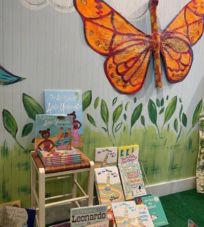 GDBS children's room