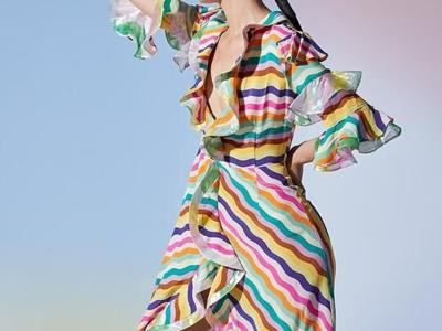 Over the Rainbow: 44 Colorful Pieces to Brighten your Day