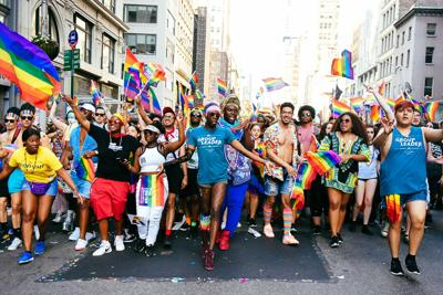 New Orleans-Designed Floats Will Ride in this Weekend's NYC Pride March