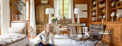 Learn the Art of Designing with Antiques in this Online Discussion