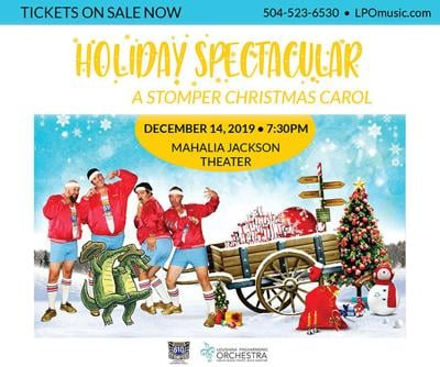 Don't Miss this Year's Holiday Spectacular