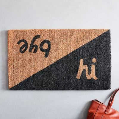 10 Chic Doormats to Brighten Up Your Entryway