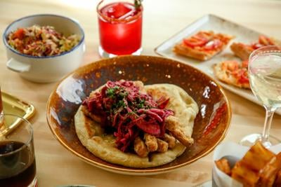 Seed Reopens with Delicious Dishes that Happen to be Plant-Based
