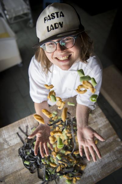 Meet the Female Force Behind Emeril's Restaurants' Homemade Pasta