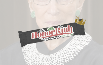 This Local Clothing Line Honors the Late Ruth Bader Ginsburg