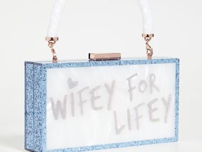 """13 Pieces that Will Fulfill a Bride's """"Something Blue"""" Requirement"""