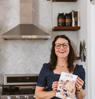Joy the Baker Launches Line of Mixes at Williams Sonoma
