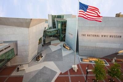 Why Louisiana Residents Should Visit the National WWII Museum in September