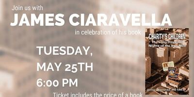 Save the Date for this Book Signing and Discussion