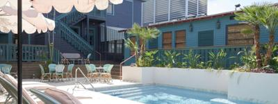 Three Hotel Pools that Welcome Locals