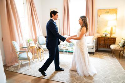 To Postpone or Not to Postpone: This New Orleans Couple Opted for a Small, Intimate Ceremony Instead
