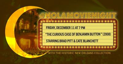 Stay in with the Historic New Orleans Collection this Friday Night