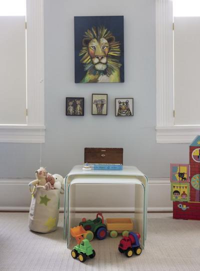 Siblings' Bedrooms Bring Fresh Fun Looks to St. Charles Avenue Home