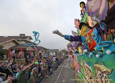 See how Mardi Gras Has Evolved Through the Years in this Tour