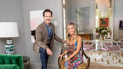 Emily Walker Puckett & Her Fashionable Uptown Home