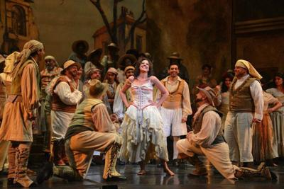 "New Orleans Opera's ""Carmen"" Is the Perfect Weekend Activity"