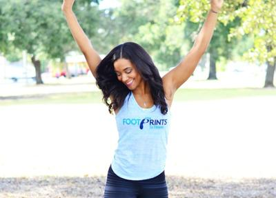 Morning Routine: April Dupre of WWL-TV and Footprints to Fitness