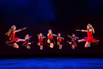 Celebrate New Orleans Ballet Association's 50th Season with Trinity Irish Dance Company