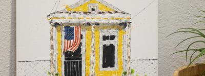 Support Relief Efforts in this Online Art Auction