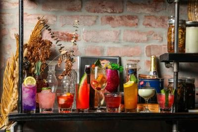 Drink Your Superfoods with Gris-Gris' New Spring Cocktails
