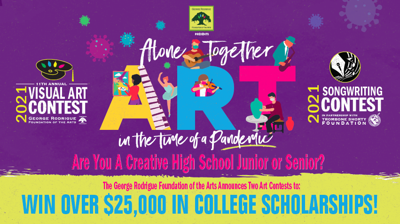 This Art and Songwriting Contest Comes with Big Prizes