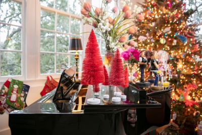 Holidays on High: Inside Pam Dongieux's Garden District Home