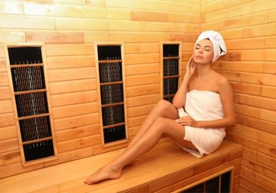 Warm Up in these Local Infrared Saunas
