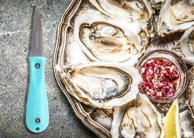 Oyster Lovers Will Adore this Art Opening
