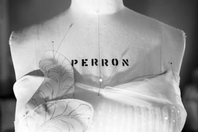 The Allure of Couture: Designing a Queen's Dress with Suzanne Perron St. Paul