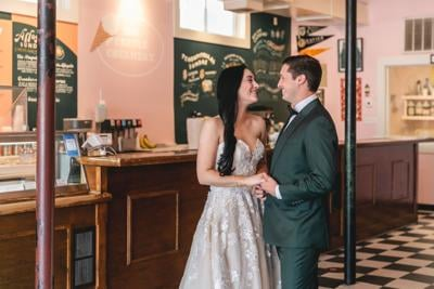 Love in the Time of Covid: Kat & Jed