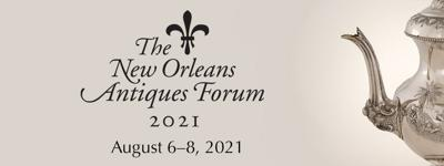 Registration for the New Orleans Antique Forum Is Now Open