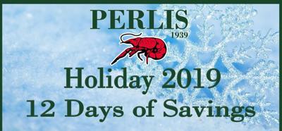 Perlis Returns with 12 Days of Savings