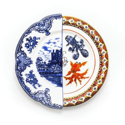 From Flamboyant to Refined, Wedding China for Every Personality